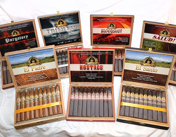 Providencia Cigar Line Product designs